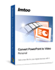 ImTOO Convert PowerPoint to Video Personal screenshot